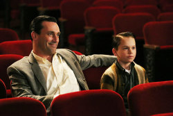 MAD MEN' RECAP: FATHERS, SONS, AND MARTIN LUTHER KINGhttp://bit.ly/14I2N5P