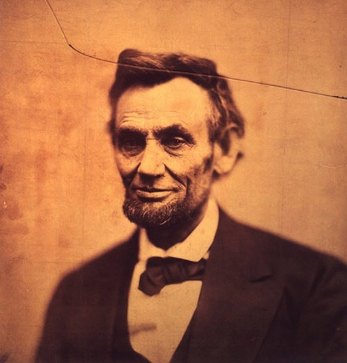 Abraham Lincolnhis hand and penhe will be good butgod knows When Long before he was first endorsed for presidency this day in Decatur at the 1860 Illinois Republican State Convention, Abe Lincoln was penning verse in his sum book.