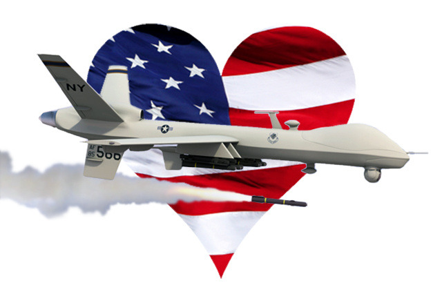 "Sorry Guys, Americans Love Obama's Killer Drones Right now, as you're reading this, American remote-controlled planes are flying over mountains and deserts in the Middle East, occasionally firing missiles at people who—in the estimation of an ""informed, high-level"" official—are engaged in some kind of activities that might, conceivably, harm the United States. Sometimes, these missiles incinerate (as in, consume with fire until their bones and flesh are turned to ash) precisely the wrong people. Very occasionally, the missiles kill American citizens. The Obama administration is doing this without declaring war on any nation in particular, without getting the permission of Congress, and without explaining to the public in detail why it's OK to order the death of pretty much anyone it wants to kill. Just how broad the administration believes its powers to be was revealed in a Justice Department memo obtained byMichael Isikoff of NBC. ""Basically, it argues that the government has the right to carry out the extrajudicial killing of an American citizen,"" Jameel Jaffer of the ACLU told Isikoff. If you are upset about all this, you're not alone—there are plenty of people on both the right and left who aren't happy that the executive branch can now kill whomever it wants. Call them antiwar isolationists or civil libertarians or simply people who don't like to see other people die for little apparent reason and with no explanation. Whatever their name, they came out in force to attack Touré, the liberal writer and talking head who went on MSNBC, the ""lean forward"" progressive network, to say, in essence, It's OK for the president to order the deaths of anyone, even American citizens, even 16-year-olds, since they probably hated the USA or whatever. Those who disagree with Obama's drone policy are hardly shy about saying so. The thing is, they're in the minority, and few people in power have paid much attention to them. Sure, most voters, according to a Fairleigh-Dickinson poll, don't think that it's legal to assassinate American citizens abroad (even if you've never heard of drones, that's got to sound like a pretty awful prospect), but take away the ""American citizen"" part of that question and voters are like, ""Oh, sure, kill whoever."" In fact, according to aWashington Post-ABC poll, Americans are perfectly happy with the way Obama is running the war on terror. They like the fact that he's kept Guantanamo Bay open, even though he said he'd close it—53 percent ofDemocrats feel terrific about him breaking that particular campaign promise. A whopping 83 percent of Americans and 77 percent of self-identified liberal Democrats approve of Obama's use of drones to kill people. And remember, the administration has refused to discuss its drone policies in detail so these people are supporting a policy they have no way of understanding beyond, Terrorists bad. We kill bad people. Continue"