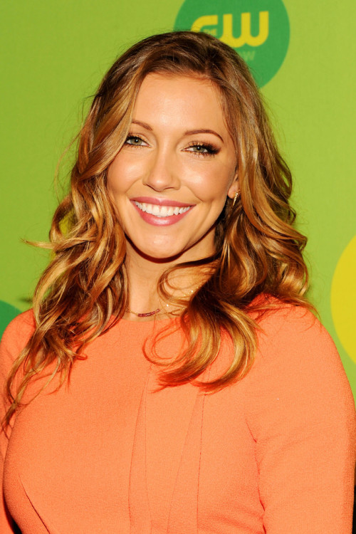 Katie Cassidy || CW Upfronts at The London Hotel in NYC on May 16, 2013