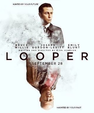 I'm watching Looper                        Check-in to               Looper on GetGlue.com