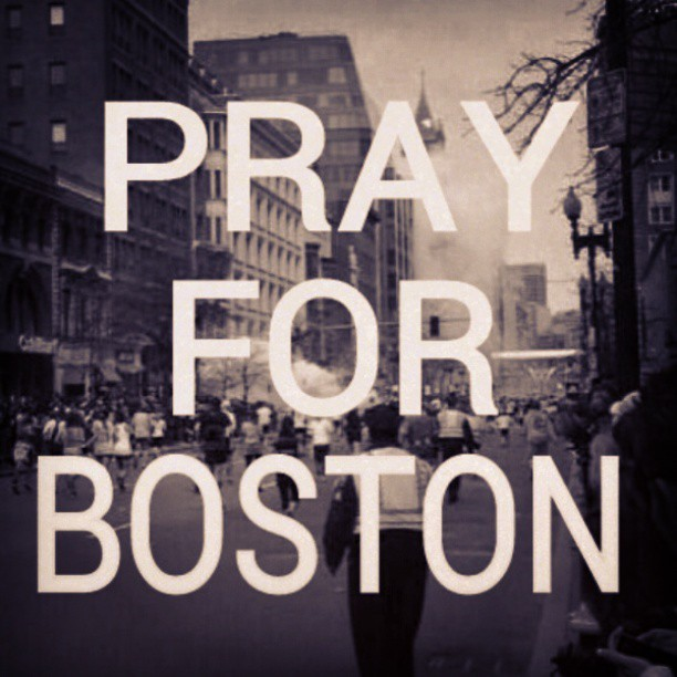klaine4life:  #prayforboston #boston #spreadlovenothate