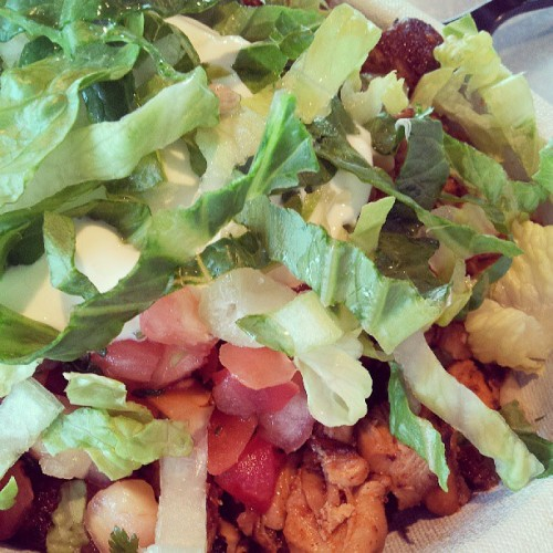 Hello bffl. (at Chipotle Mexican Grill)