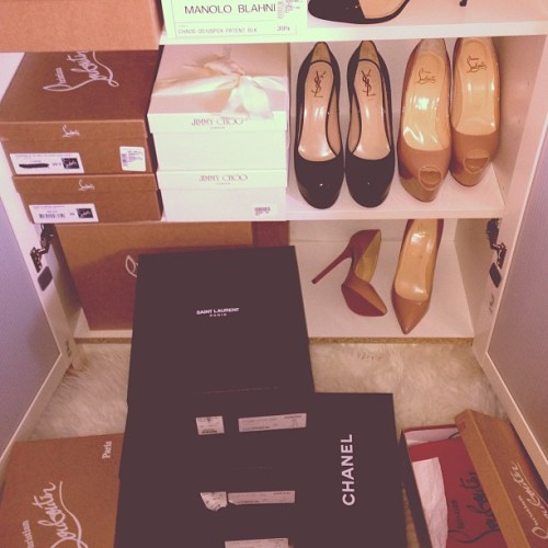 can this be in my closet please