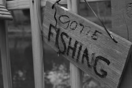 I'm sorry. I forgot to hang the 'gone fishing' sign on the door…I'm sorry. It has been a crazy couple weeks at work. I just haven't had any time to post, but I'll…View Post