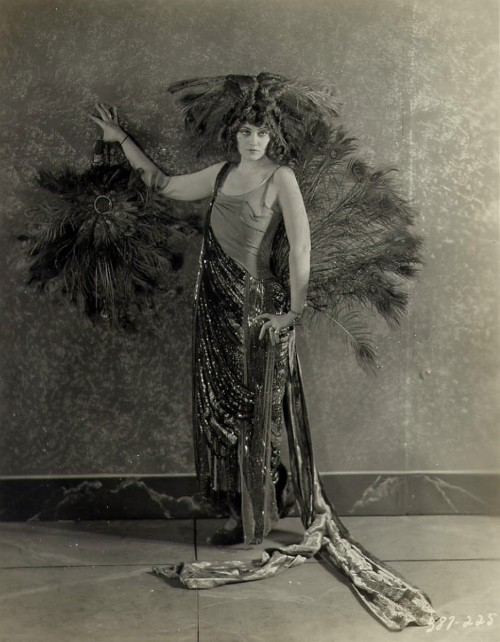 Eve Southern. Early 1920s.