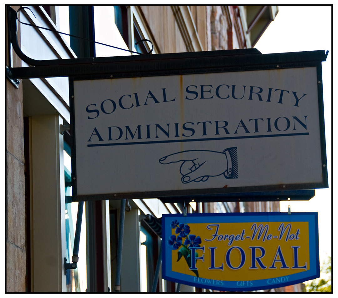 Obama budget will not include 'chained CPI' cuts to Social Security.  	[photo by Seth Anderson]