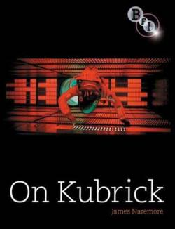 On Kubrick, James Naremore (M, 30s, clean cut, black suit, red tie, brown leather shoes, 4 train) http://bit.ly/14sF7P2