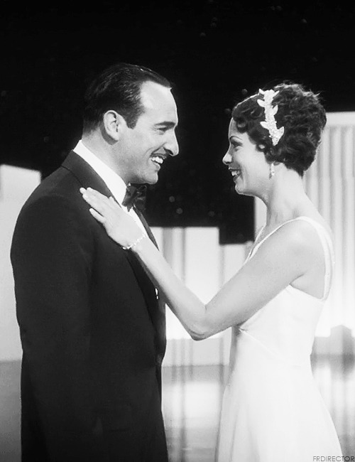 Jean Dujardin and Bérénice Bejo in The Artist (2011)