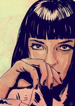 gaksdesigns:  Mia Wallace