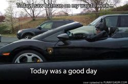 funnygasm:  URL: http://funnygasm.com/i-saw-batman/ I Saw Batman