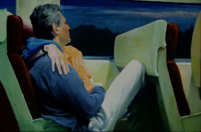 okimage:  Sunday Night Return - Nigel Van Wieck