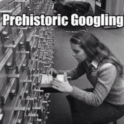 Wasn't that just horrible. The land before #Google  (at Xhibit Corporation)
