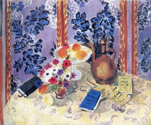 Still life, Henri Matisse.
