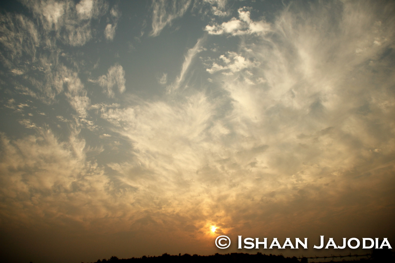 The Setting Sun, Rajmachi -Ishaan Jajodia Photography