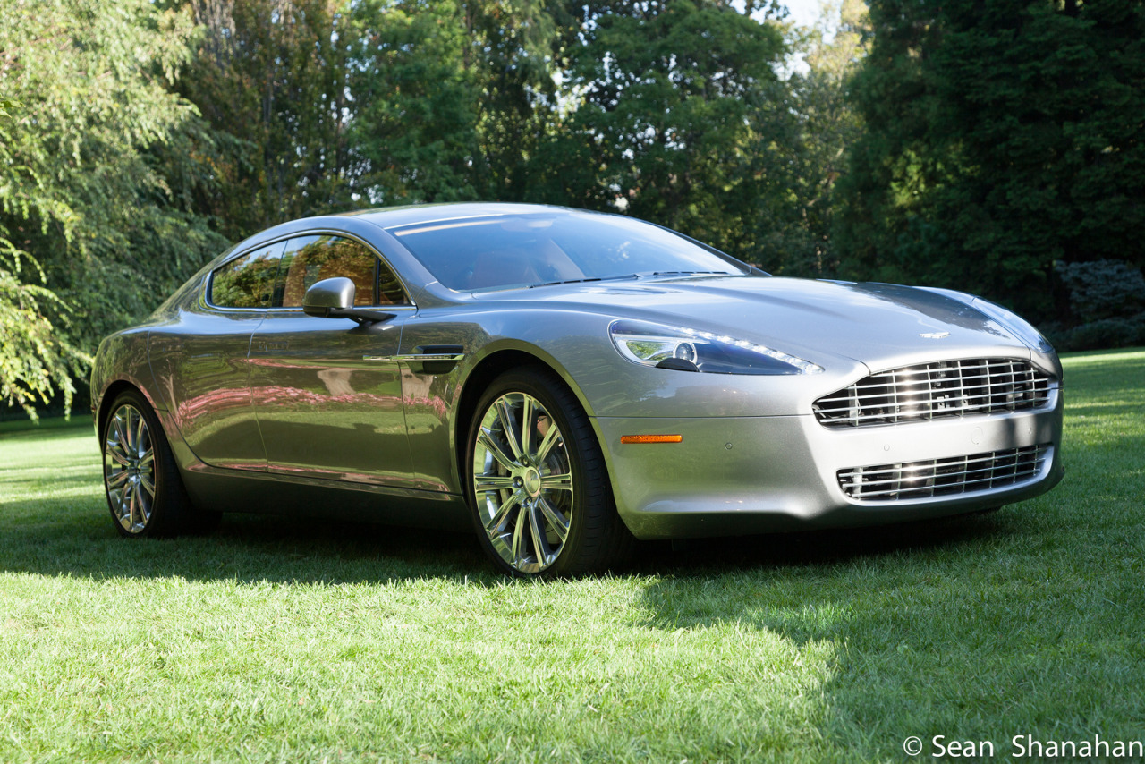 British car manufacturer Aston Martin celebrates 100 years in 2013! Learn more › (Photo via UKinUSA on Flickr)
