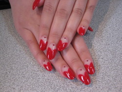 OPI's Big Apple Red…