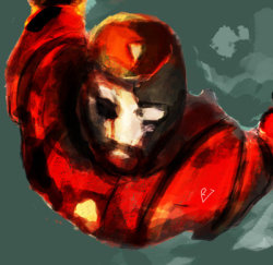 Iron Man by ~RjJacinto —-x—- More: | Marvel | Random |