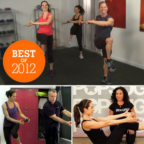 The Best Ab Workouts of 2012 - FitSugar Hey! Did you see? FitSugar put together a list of the best ab workouts from around the web in 2012! Check 'em out and try 'em out, but remember, there's no such thing as spot reducing. You can't achieve six pack abs by just doing a bunch of abdominal exercises every day. You need to work your entire body. Oh, and also don't forget, abs are made in the kitchen! [image via FitSugar]