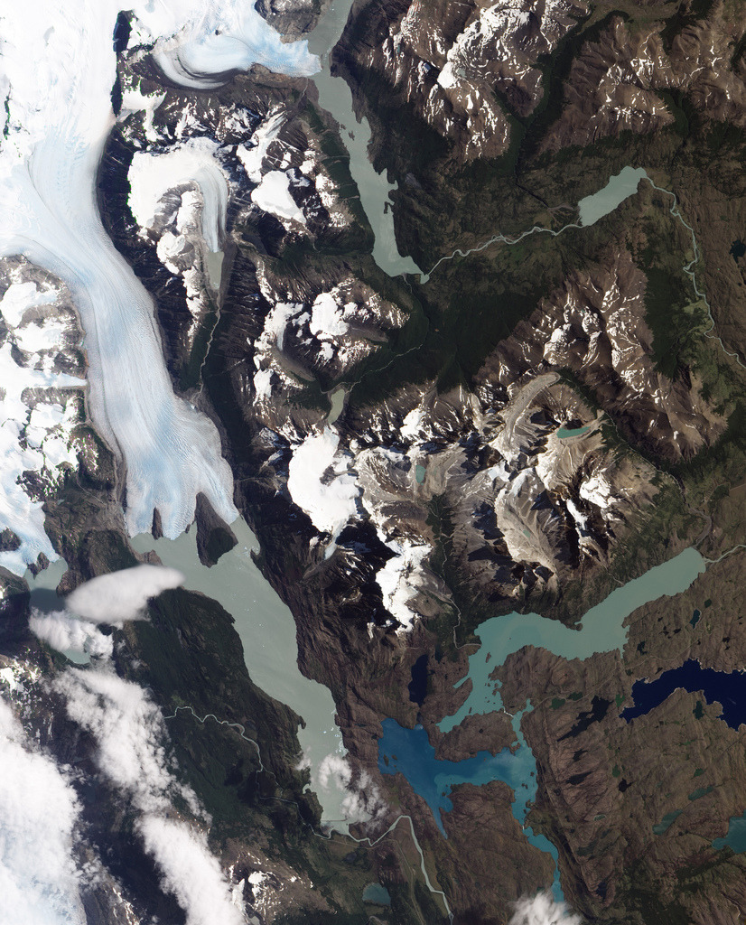 Torres del Paine National Park (by NASA Goddard Photo and Video)