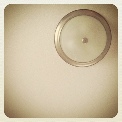 Just waking up! #ceiling #sleep