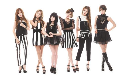T-ara 티아라 Wallpaper HD 07