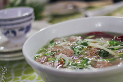 MeatBall Pho by sheryip on Flickr.