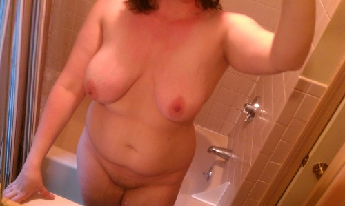 Post shower ;)