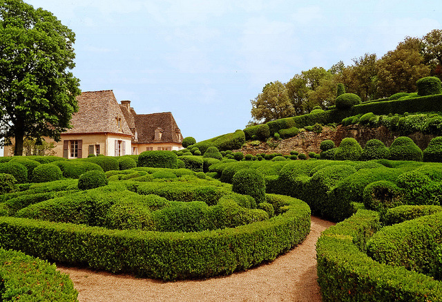 | ♕ |  Jardins de Marqueyssac - Périgord, France  | by © Michele*mp