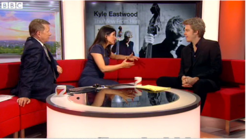Happy International Jazz Day! Here's Kyle Eastwood on BBC Breakfast and in Jazzwise Magazine.   Eastwood is currently on tour in the UK! Check out his schedule here.