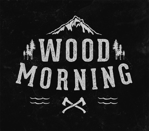 visualgraphic:  Wood morning