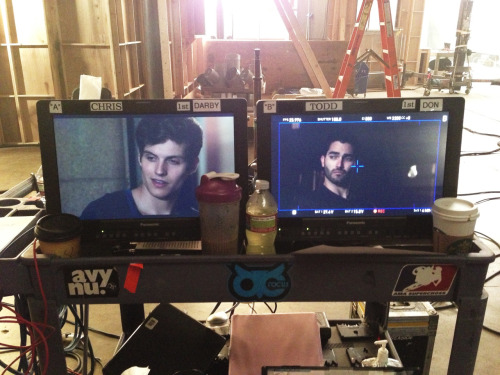 teenwolf:  Playback.