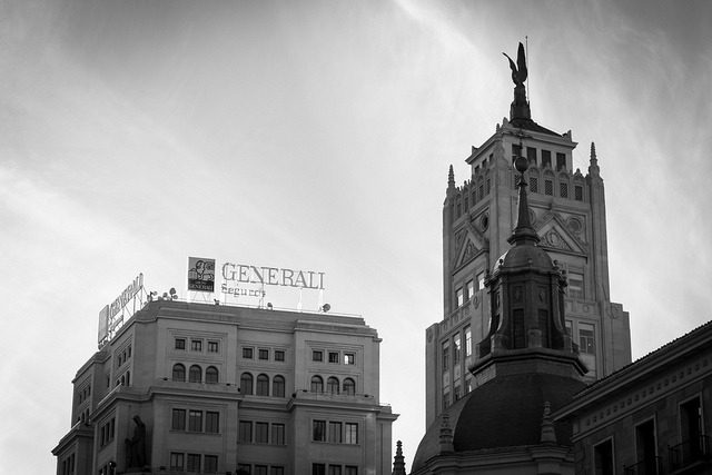 Generali (from the ground) on Flickr.