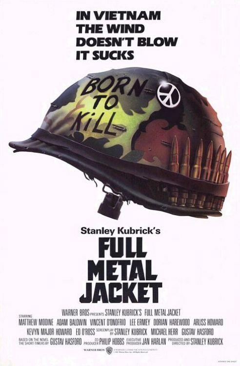 film1000:  27 - Full Metal Jacket (1987) Stanley Kubrick - 04.12.09