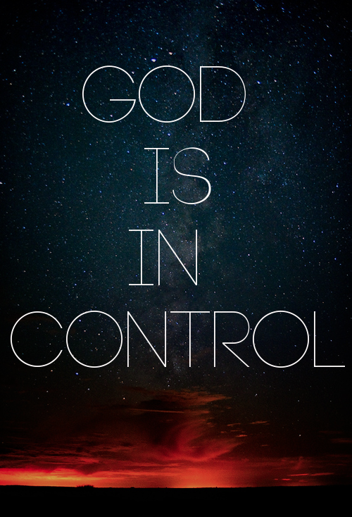 "spiritualinspiration:  It's comforting to know that the same God that's in control of the good times of life is still in control in the tough times of life. Our difficulties are not a surprise to Him. God will not allow a storm unless He has a divine purpose for it. Romans 8:28 promises us, ""That in all things God works for the good of those who love him, who have been called according to his purpose."" (NIV) God will direct the winds of the storm to blow you where He wants you to go. We see storms as being negative, but God uses the storm to move you from point A to point B. The winds may be strong, the circumstances may look bad, but those winds will blow you to a new level of your destiny."