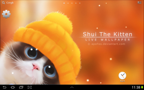 Shui The Kitten C: Watch VIDOE - http://www.youtube.com/watch?v=P5YywIowd30