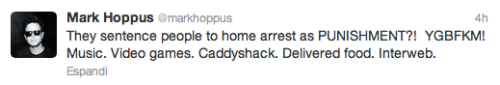Hoppus on Twitter aka Reasons why Mark is Tumblr and Tumblr is Mark