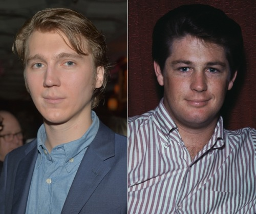PAUL DANO set to play young BRIAN WILSON in biopic. You might remember him as the Preacher in There Will Be Blood. Rolling Stone has the full story here.