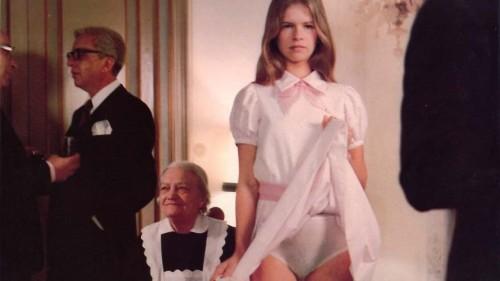 Teresa Ann Savoy in Le farò da padre (1974)
