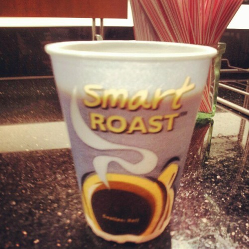 Ah. Coffee. (at Holiday Inn Express Hotel & Suites)