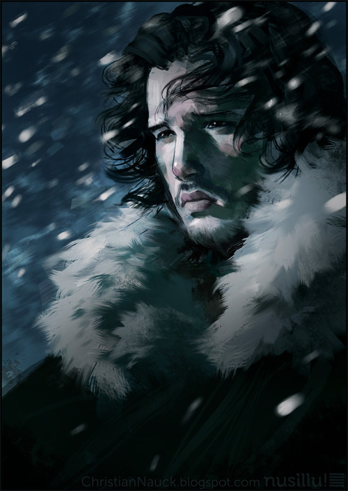 digital-family:  Jon Snow Via Bitrebels