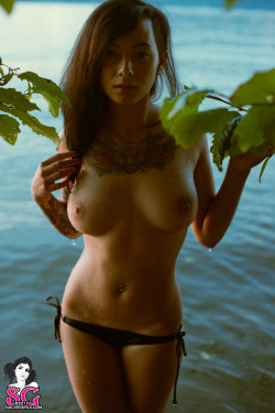"suicidegirls:  Cheri In ""High Tide"""