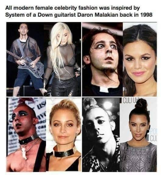 Metal Memes The Fashion Man Cometh