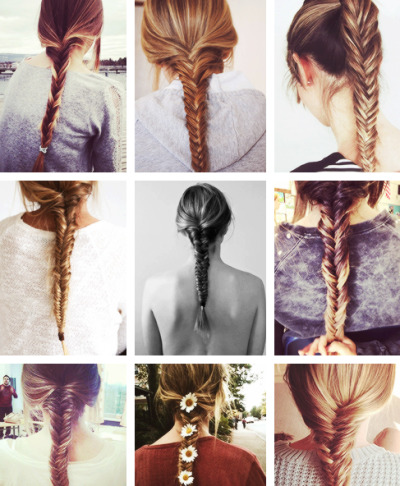 da-carefree-irish-mofo:  hairstyle | via Tumblr on We Heart It. http://weheartit.com/entry/60999591/via/czasseyjewel