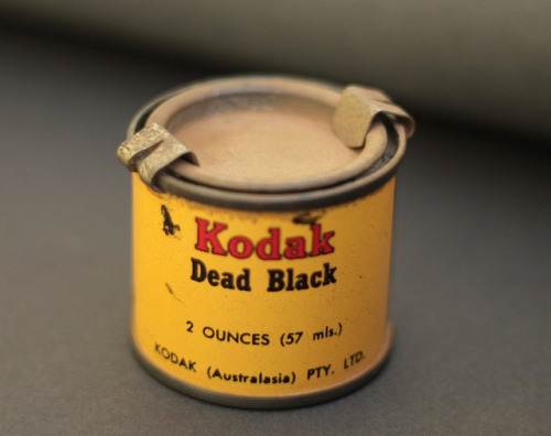 Kodak Dead Black by JohnBanbury on Flickr.KODAK Dead Black