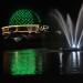 A CIEN DÍAS DE LOS JUEGOS OLÍMPICOS. La ciudad de Buenos Aires rindió homenaje a la ciudad de Río de Janeiro al iluminar de verde y amarillo el Monumento a los Españoles, el Planetario (foto), la Pirámide de Mayo y la Flor, para conmemorar la cuenta regresiva de 100 días para el comienzo los Juegos Olímpicos 2016, los primeros de la historia que se realizarán en América del Sur. (TELAM)