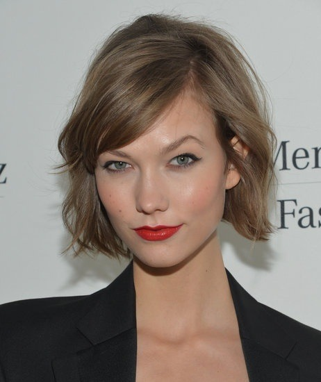 Why everyone is cutting their hair: Karlie Kloss' bob is the ultimate inspiration!
