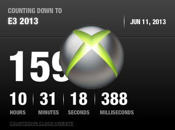 Microsoft teasing Xbox 720 reveal at E3 2013?