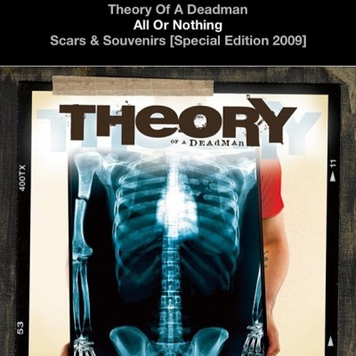 Today's Song #theoryofadeadman