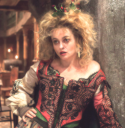 "accio-hbc:  Favorite Helena Bonham Carter Characters: Madame Thénardier  ""I'm playing Madame Thénardier. She's a bad sort and I learned how to pickpocket. I'm pretty good at it."""